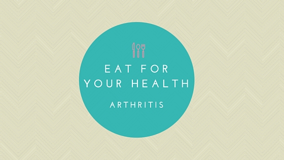 EFYH Arthritis Blog Title Image
